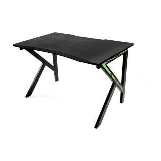 AKRacing Anvil Gaming Desk Nero Verde