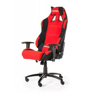 AKRACING AK-K7018-BR Prime Gaming Chair Nero/Rosso