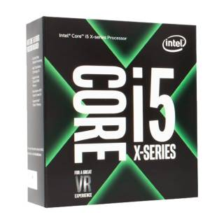 Intel Core X-Series i5-7640X Quad Core 4.0GHz 6MB sk2066 Box