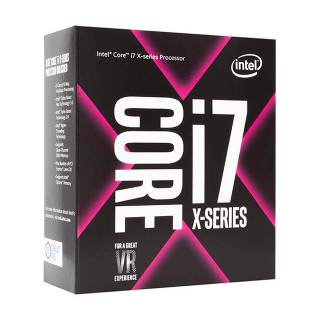 Intel Core X-Series i7-7740X Quad Core 4.3GHz 8MB sk2066 Box