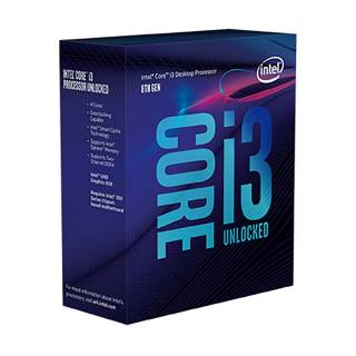 Intel Core i3-8350K Quad Core 4.0GHz 8MB sk1151 Box