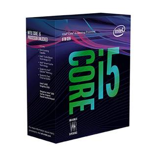 Intel Core i5-8400 Esa Core 2.8GHz 9MB sk1151 Box