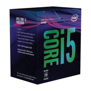 Intel Core i5-8600 Esa Core 3.1GHz 9MB sk1151 Box