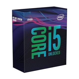 Intel Core i5-9600K Esa Core 3.7GHz 9MB sk1151 Box