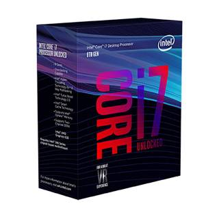 Intel Core i7-8700K Esa Core 3.7GHz 12MB sk1151 Box