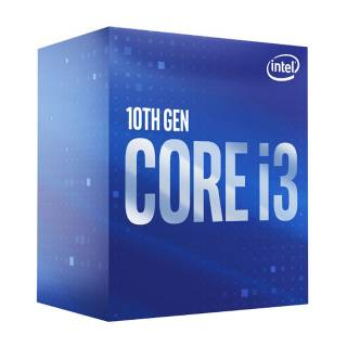 Intel Core i3-10100 4 Core 3.60GHz 6MB sk1200 Box