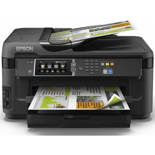 Epson WorkForce WF - 7610 Multifunzione Stampa / Fax / scanner Colori 20ppm USB / LAN Nero
