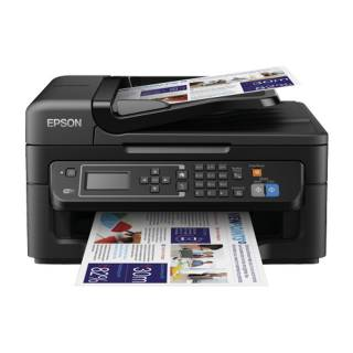 Epson Workforce WF-2630WF Multifunzione Stampa/scanner/fax colori 18ppm Wi-Fi Nero