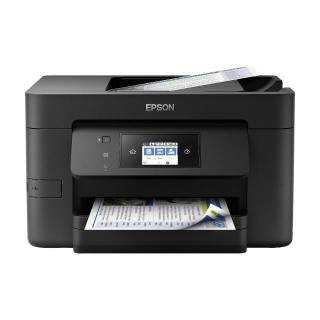 Epson WorkForce Pro WF-3720DWF Multifunzione InkJet Colori Stampa/Copia/Scan/Fax A4 Wi-Fi 10ppm Nero