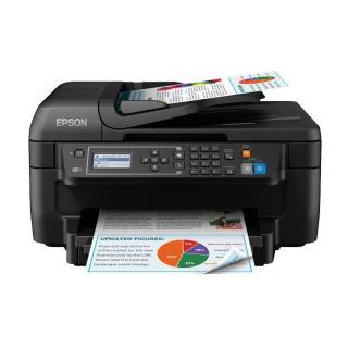 Epson WorkForce WF - 2750DWF Multifunzione Stampa / scanner / Fax Colori 20ppm USB / Wi - Fi Nero