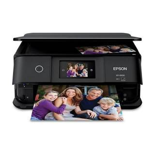 Epson Expression Photo XP-8500 Multifunzione InkJet a colori Stampa/Copia/Scanner A4 32ppm Wi-Fi Nero