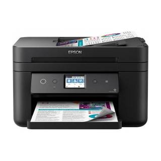Epson WorkForce WF-2860DWF Multifunzione InkJet a Colori Stampa/Copia/Scan/FAX A4 Wi-Fi 20ppm Nero