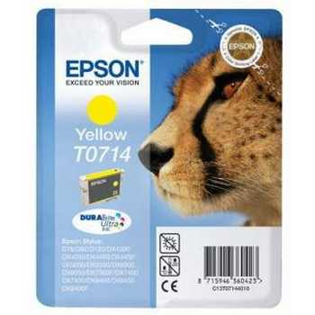 EPSON CART. GIALLO T0714 GHEPARDO