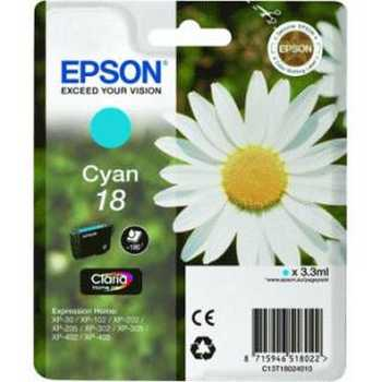 EPSON CART.CIANO T1802 MARGHERITA