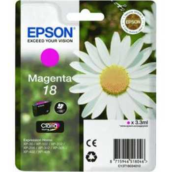 EPSON CART.MAGENTA T1803 MARGHERITA