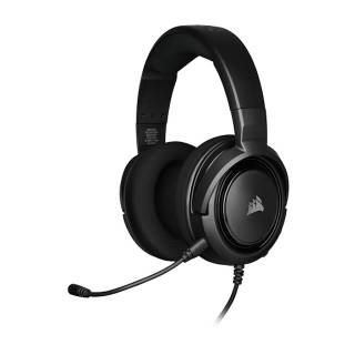 Corsair HS35 Carbon Cuffie con Microfono jack3.5 PC/XboxOne/PS4/Mobile