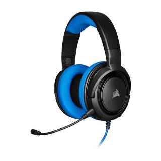 Corsair HS35 Blue Cuffie con Microfono jack3.5 PC/XboxOne/PS4/Mobile