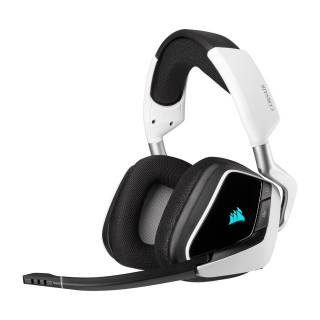 Corsair Void RGB Elite iCUE Cuffia con Microfono Wireless PC/PS4
