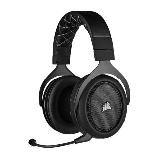 Corsair HS70 Pro Wireless Cuffie con Microfono PC/PS4 Carbon