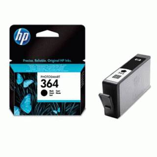 HP CARTUCCIA NERO 6ML N. 364