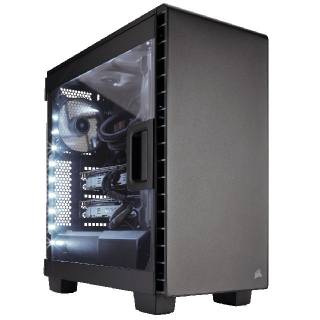 Corsair CC - 9011081 - WW Carbide 400C Middle Tower Nero