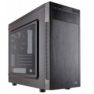 Corsair Carbide 88R Mini Tower Nero No-Power m-ATX/m-ITX
