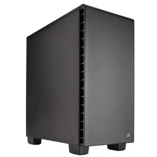 Corsair Carbide 400Q Middle Tower Silent Edition No - Power minITX / mATX / ATX / E - ATX Nero