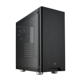 Corsair Carbide 275R Middle Tower Vetro Temperato No Power minITX/mATX/ATX Nero