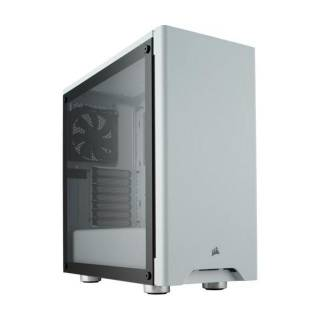 Corsair Carbide 275R Middle Tower Vetro temperato No Power minITX/mATX/ATX Bianco