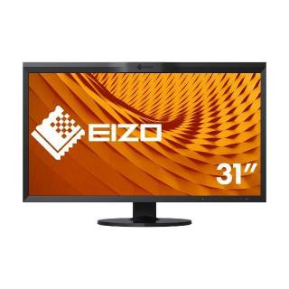 Eizo ColorEdge CG319X Monitor 31.1'' 60Hz IPS 4K UHD 9ms USB 2*HDMI/2*DP Nero