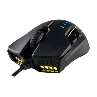 Corsair Glaive RGB Ottico 16000DPI 6 Tasti PC/Xbox One Corsair Renewed