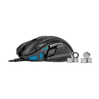 Corsair Nightsword iCue Mouse Ottico 18000 DPI 8 tasti Corsair Renewed