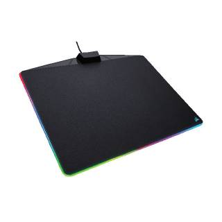 Corsair MM800 Polaris RGB Mouse Pad Gaming USB 350x260mm Nero