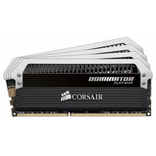 Corsair CMD16GX4M4A2666C15 Dominator Platinum 16GB Kit 4*4GB DDR4 - 2666MHz CL15 1.2v