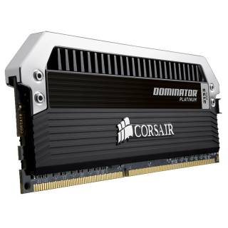 Corsair CMD32GX4M4A2666C15 Dominator Platinum 32GB 4*8GB DDR4 - 2666MHz CL15 1.2v