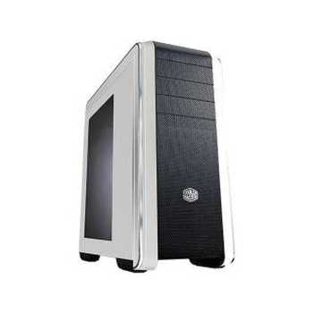 Cooler Master CM 690 III Middle Tower Bianco con Finestra No-Power m-ATX/ATX