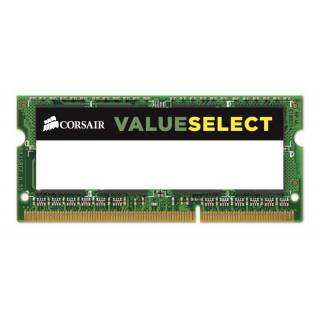 Corsair CMSO8GX3M1C1600C11 8GB SoDDR3L-1600 Value Select CAS11