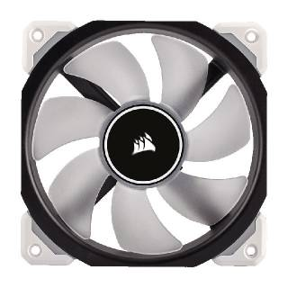 Corsair ML140 Pro Ventola PWM LED Bianco
