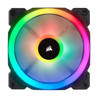 Corsair LL120 RGB iCUE Dual Light Ventola PWM 120