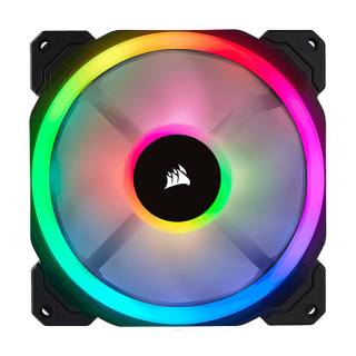 Corsair LL140 RGB iCUE Dual Light Ventola PWM 140