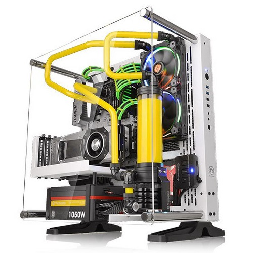 THERMALTAKE CASE MID.T CORE P3 SNOW EDITION ATX WALL-MOUNT