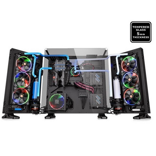 THERMALTAKE CASE FULL TOWER CORE P7 TG  CA-1I2-00F1WN-00