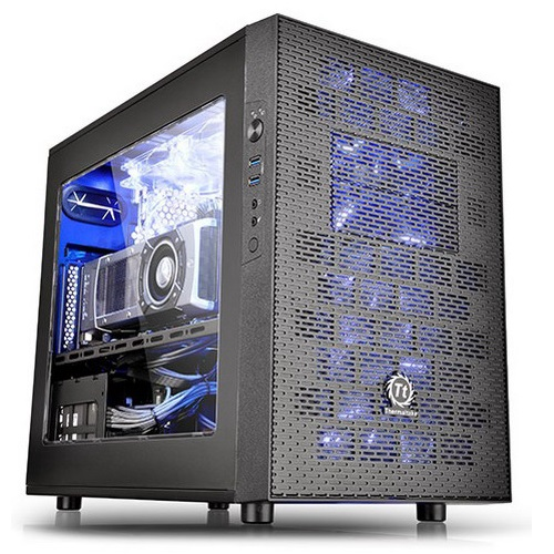 THERMALTAKE CASE ITX CUBE CORE X1
