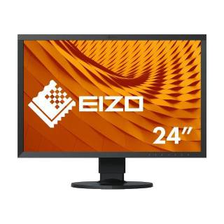 EIZO ColorEdge CS2410 Monitor 24.1 IPS 60Hz WUXGA Pivot 14ms USB3.1 DVI/HDMI/DP Nero
