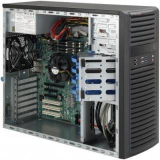 Supermicro CSE-732D4-903B Middle Tower Nero 900W m-ATX/ATX/e-ATX