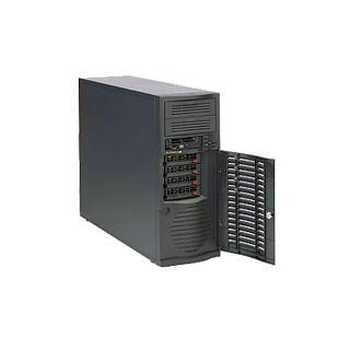Supermicro CSE-733TQ-665B Middle Tower Nero 665W e-ATX