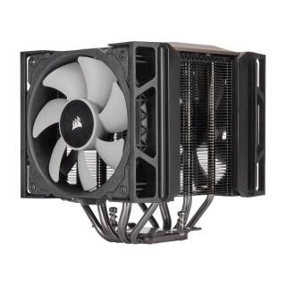 Corsair A500 Dual Fan CPU Cooler Intel 1151/1200/2066 AMD AM4/AM3