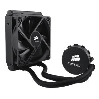 Corsair Hydro H55 CPU Liquid Cooler Intel 1151/2066 AMD AM3/AM2