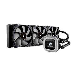 Corsair Hydro H150i PRO RGB CPU Liquid Cooler Intel 1151/1200/2066 AMD AM4/AM3