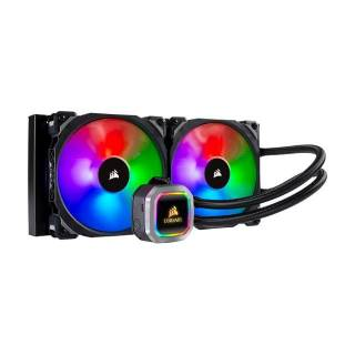 Corsair H115i RGB Platinum CPU Liquid Cooler Intel 1151/1200/2066 AMD AM4/TR4